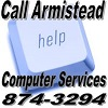 Call Armistead Computer Services
