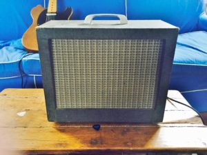 Vintage Truetone Kay 9528C Tube Guitar Amplifier